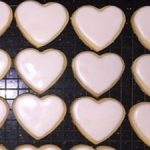 Galletas de San Valentín